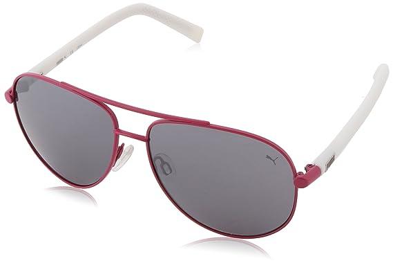 5443fed1e7 Puma Sunglasses 15167 Aviator Sunglasses