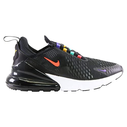 Nike Air Max 270, Scarpe da Trail Running Donna, Nero (Black
