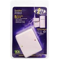 Protetor Contra Queda de Energia PW Para Freezer Ou Geladeira, Branco