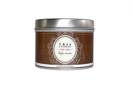 Café Mocha, vela, aroma de café, aroma, aroma, aroma de lata