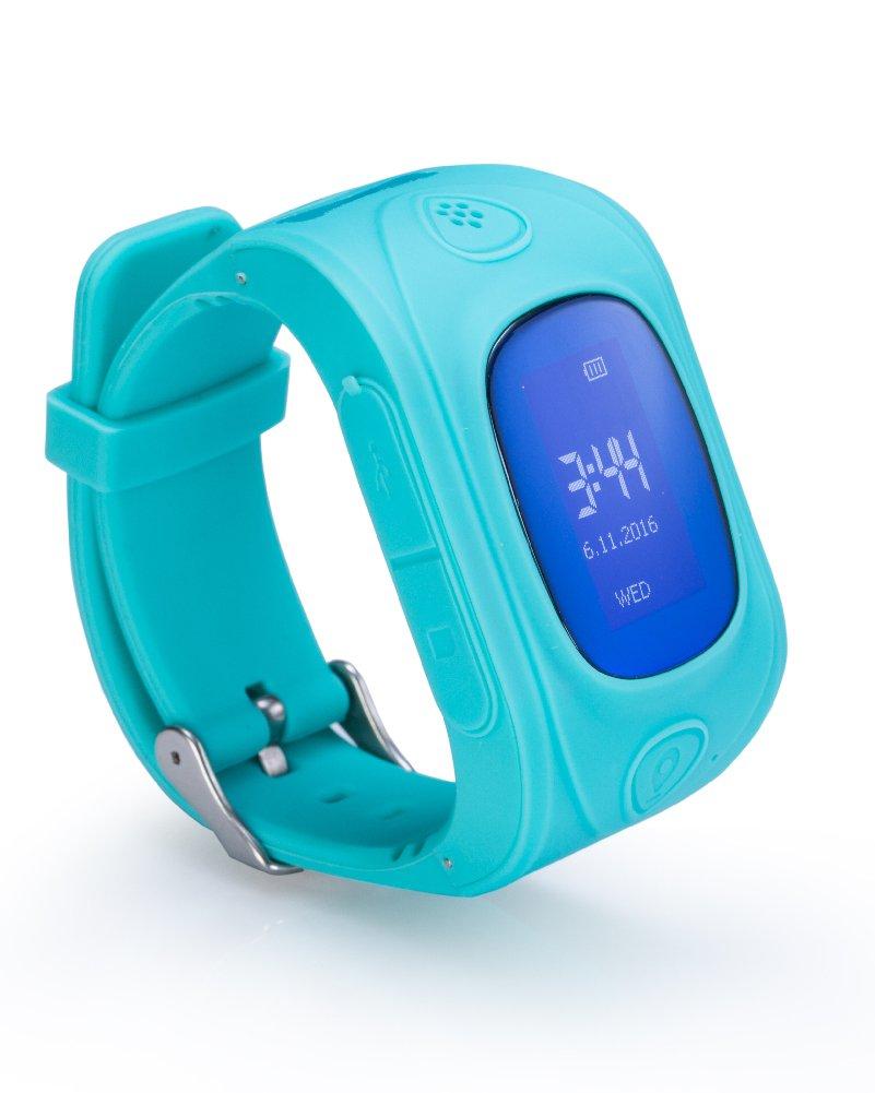 toggr Junior azul - Smartwatch para niños con GPS Tracker ...
