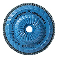 Mercer Industries Zirconia Flap Disc Trimmable