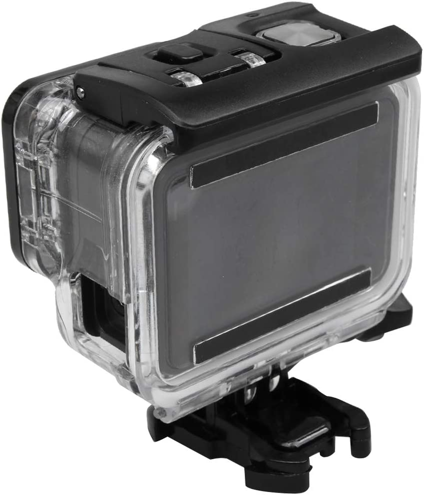 for GoPro HERO5 Skeleton Housing Protective Case Cover with Buckle Basic Mount /& Lead Screw XHC Protective Case