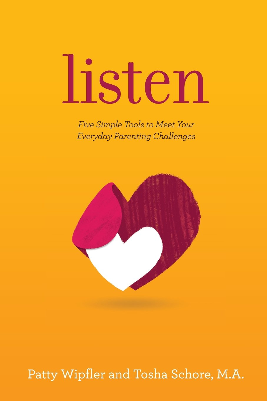 Listen Simple Everyday Parenting Challenges product image