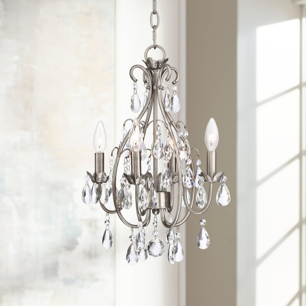 chandelier crystal in cl clear chrome ch sku cut light hand polished mwp mini draped