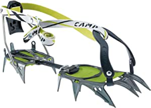 Camp C12 Semi-Automatic Crampons - Green