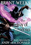 download ebook the way of shadows: the graphic novel (the night angel trilogy) by brent weeks (2014-10-07) pdf epub