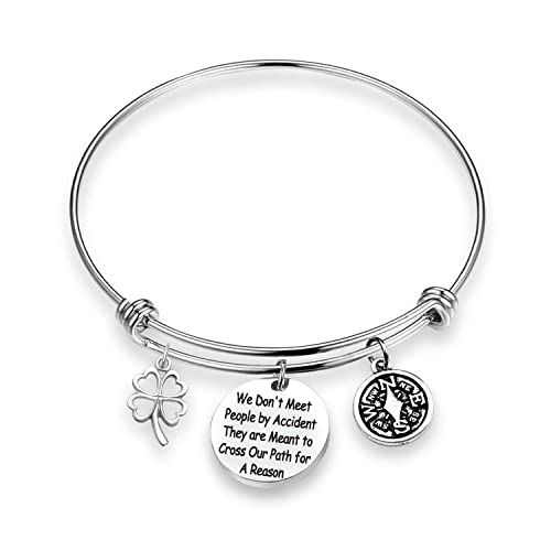 cbcfc6d3b8cf8 EIGSO Coworker Leaving Gifts Best Friend Bracelets Long Distance Friendship  Gifts Going Away Gift Leaving Gift Goodbye Gift