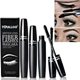 Amazon Price History for:3D Fiber Lashes, 3D Fiber Lash Mascara, 3D Mascara, Premium Fiber Mascara for Length and Volume, Waterproof, Smudge proof, Hypoallergenic, No Clump, Long Lasting
