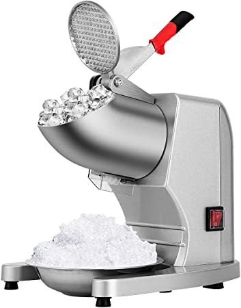 VIVOHOME Dual Blades Snow Cone Machine for Commerical or Home Use
