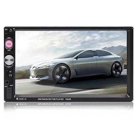89cf9f88595 Amazon.com: TOOGOO 7023B 2 Din Car Multimedia Audio Player Stereo ...