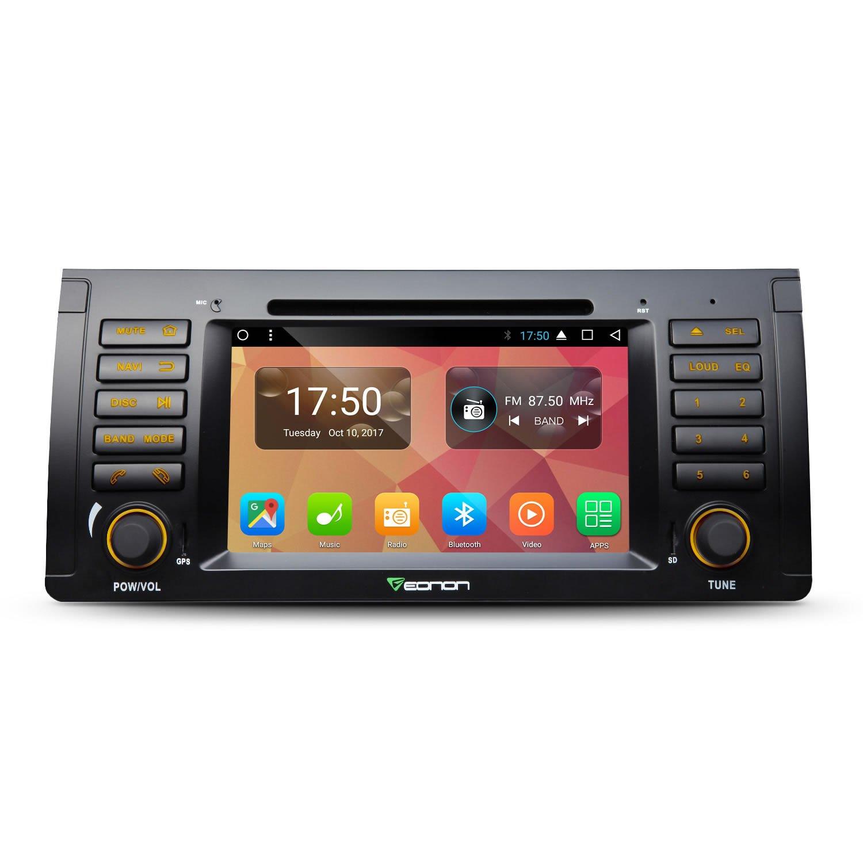 Amazon.com: Eonon GA8166A Android 7.1 Car Radio Stereo for BMW E53  1999-2005, 7 Inch in Dash Touch Screen Radio Octa-core 2GB RAM 32GB ROM  Head Unit ...