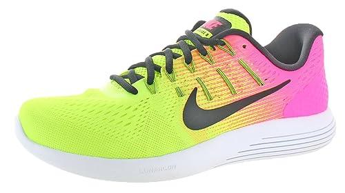 info for b4d40 cd108 Nike Men s Lunarglide 8 oc Running Shoes, Black (Multi-Colored), 9.5