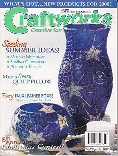 Craftworks Magazine (Craftworks (July 2000))