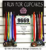 Eat a Mango Creations Running Medal Holder N4818 Cupcakes