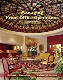 img - for Managing Front Office Operations with Answer Sheet (AHLEI) (8th Edition) (AHLEI - Front Office Operations) book / textbook / text book
