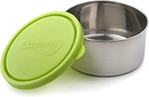 U-Konserve Round Large Stainless Steel Container 16oz - Lime