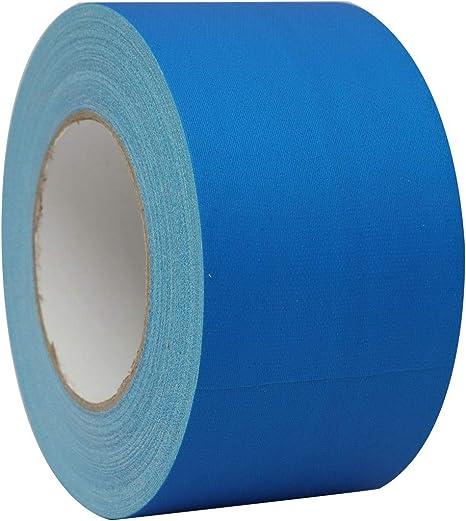 1 Roll Gaffers Tape Light Blue 3 Inch x 60 Yards per Roll Gaff Tape