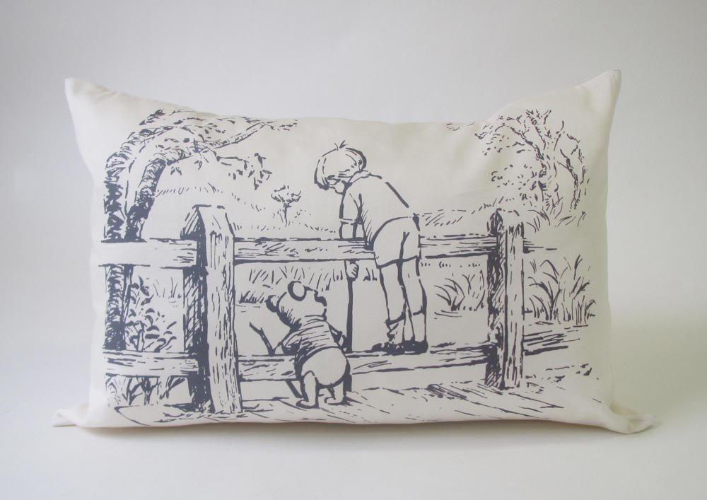 Morishita Disney adult Disney Pillow Winnie the Pooh I 43 ~ 63cm