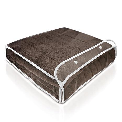 Taurus Comfort Therm - Manta eléctrica, 100 W, 162 x 122 cm, con