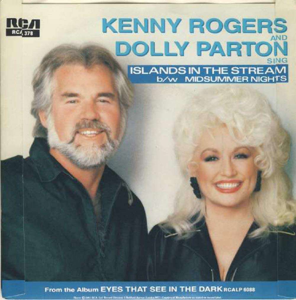 Kenny Rogers Dolly Parton Islands In The Stream Midsummer Nights Kenny Rogers And Dolly Parton 7 45 Amazon Com Music