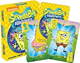 Aquarius Sponge Bob Square Pants Playing Cards