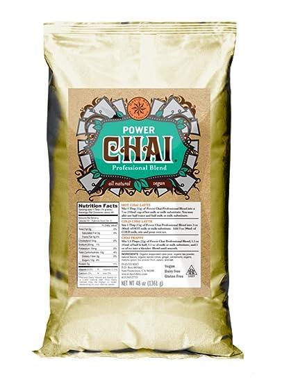 Amazon.com : David Rio Power Chai with Matcha, 3 Pound : Chai Teas : Grocery & Gourmet Food