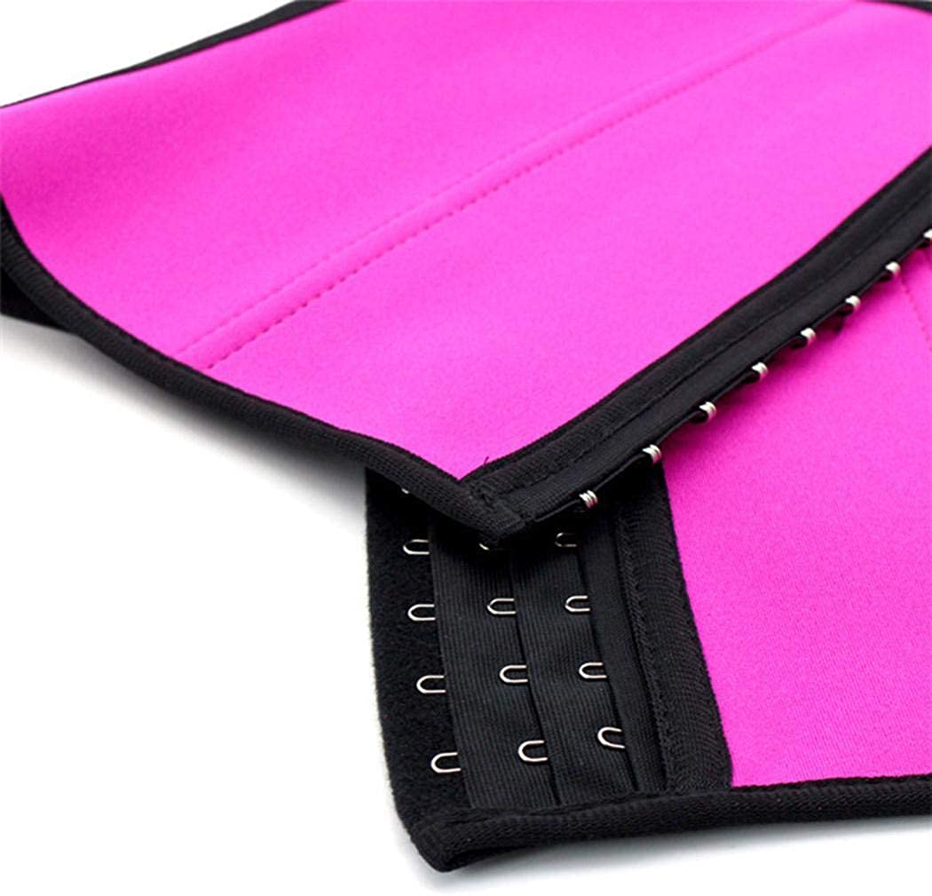 gonikm Women Waist Trainer 3-Breasted Tummy Control Belt Weight Loss Body Shaper Corsets