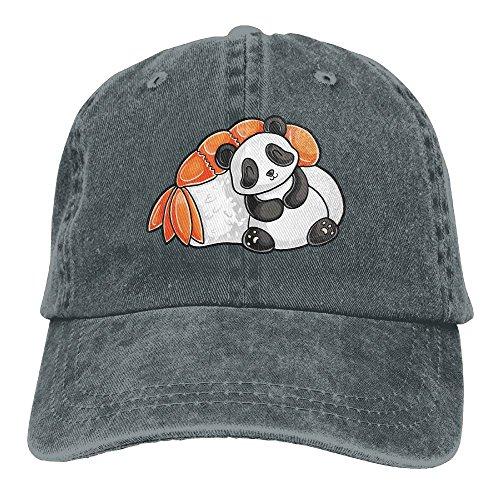 Jimmy Fallon Kids Costumes (GqutiyulU Cute Sushi Panda Adult Cowboy Hat Asphalt)