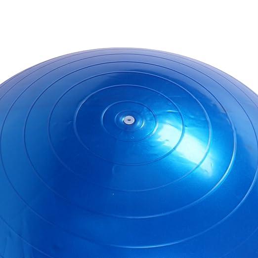 SurePromise One Stop Solution for Sourcing Bola Balones Pelota Deportivo de  Ejercicios de Yoga Pilates Fitness Gimnasia Bajar de Peso Φ75cm Color Azul   ... 70c0e8e00fa2