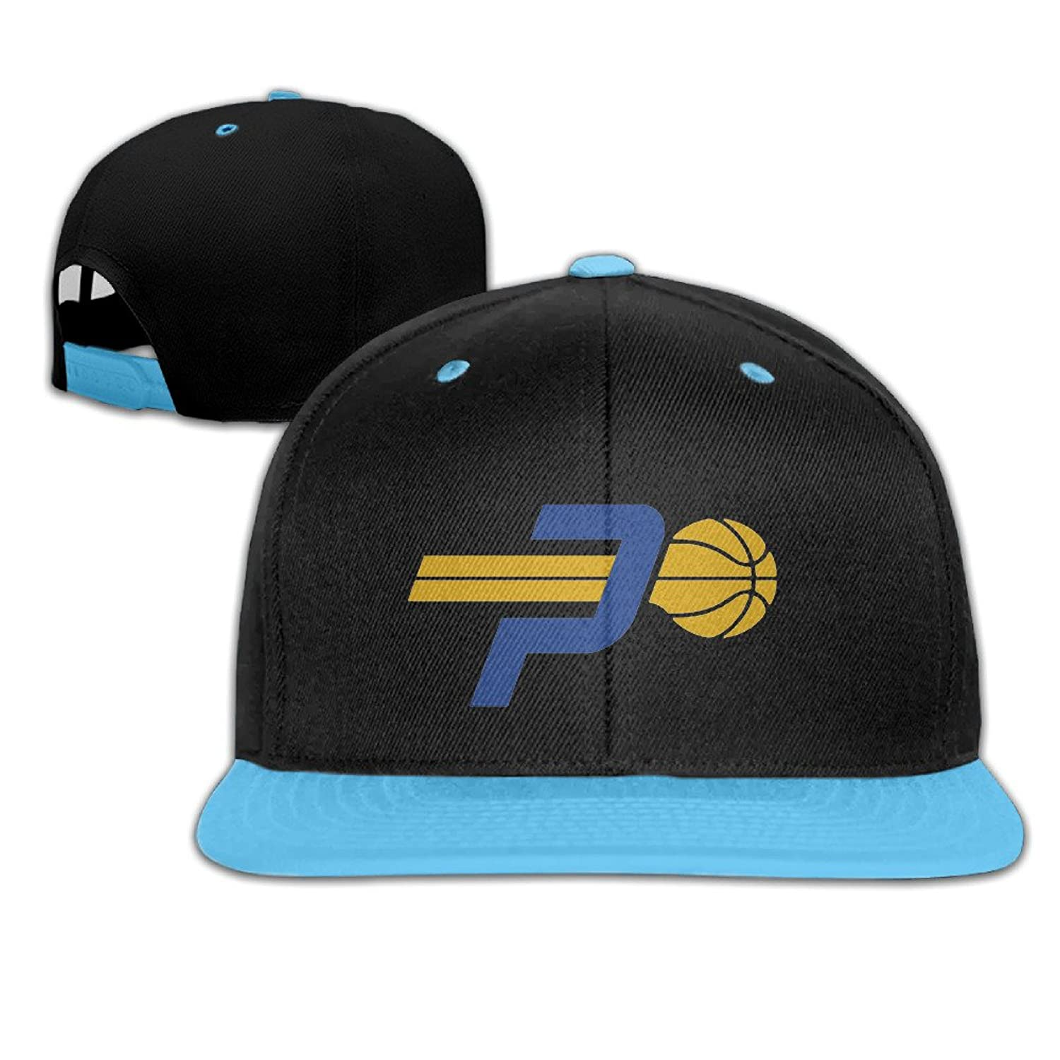 Big And Little Boys' Caps & Hats Indiana Pacers Adjustable Blue Snapback