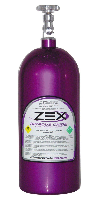 COMP Cams 82000 Nitrous Bottle (With Valve Zex Purple)