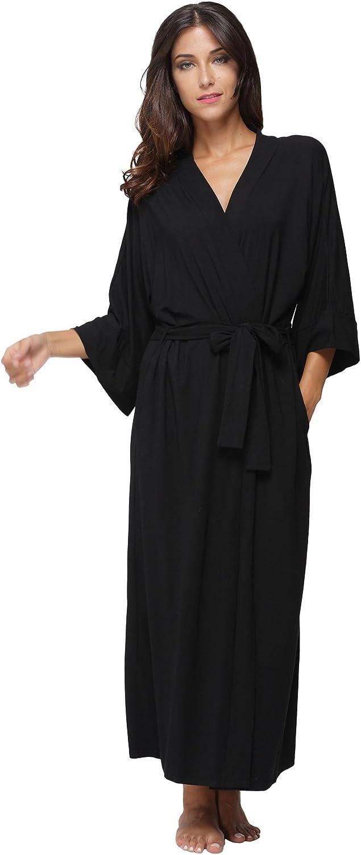 Kimono Robes  mixed silk and cotton robe Beach Cover robes kimono Women Dressing,Gown Long kimono  Sleepwear Beach Bathrobe