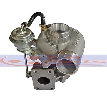tkparts nueva K03 53039880116 53039700116 504136797 Cargador de Turbo para Motor de Fiat Ducato 2.3L 2005 - 2011 comercial F1 A 130Hp: Amazon.es: Coche y ...