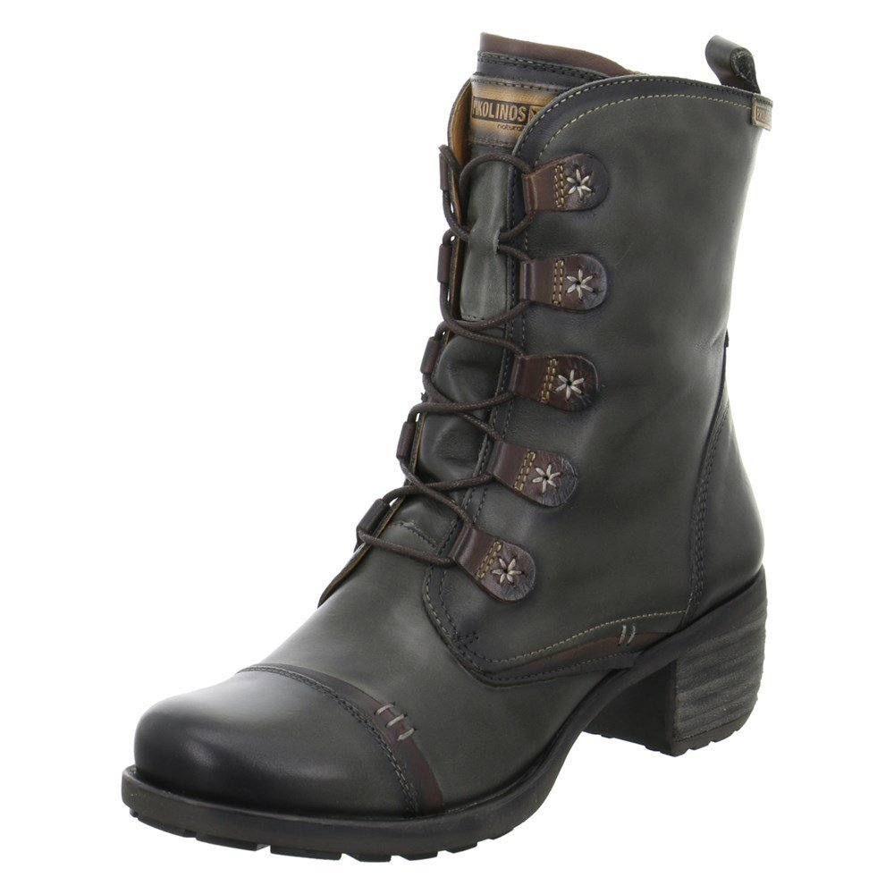 Pikolinos Women's Le Mans Harness Boot B00Y224NI2 38 M EU|Lead