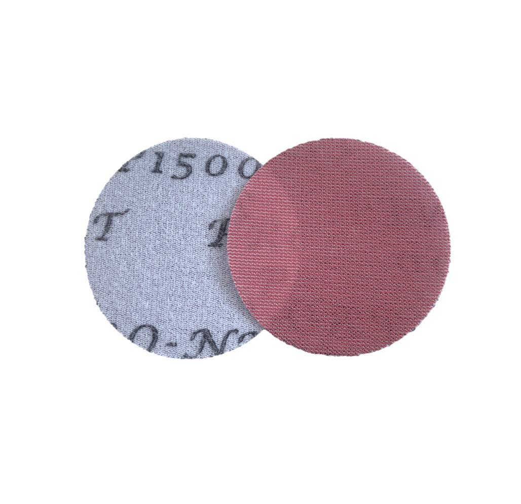 3 Sanding Discs P80-P3000 77mm 50 Discs PRONET Abrasive-Net P800 Mirka abranet Equivalent