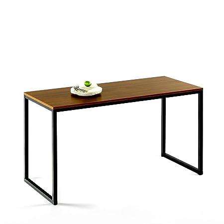 Mesa de escritorio para ordenador minimalista, con superficie ...