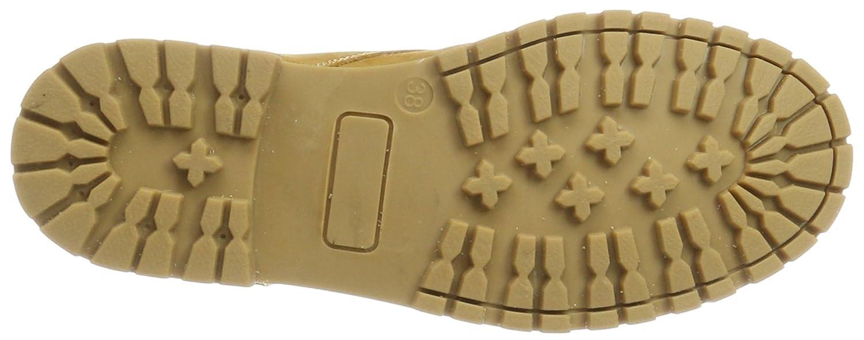 Bianco Chukka Damen Warm Worker Boot Chukka Bianco Gelb (Mustard) 28fca8