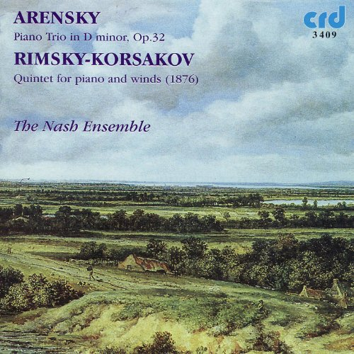 Arensky: Trio in D minor, Rimsky-Korsakov: Quintet for Piano and Winds ()
