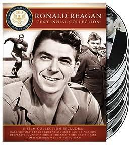 Ronald Reagan Centennial Collection (8-Pack)