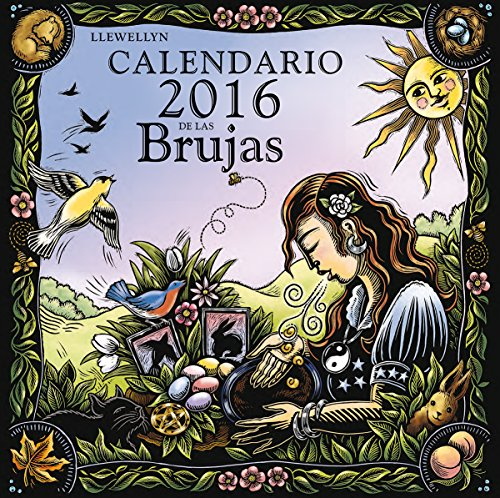 2016 Calendario De Las Brujas