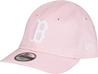 New Era 9Forty Kinder Infant Baby Cap - Boston Sox hell pink