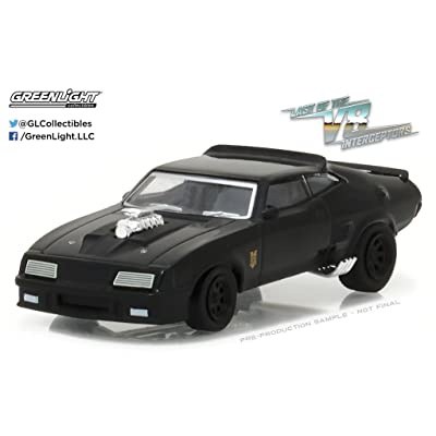 Greenlight Hollywood Limited Edition Mad Max The Last of the V8 Interceptors 1972 Ford Falcon XB: Toys & Games