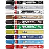 Testors Enamel Paint Markers 10-Color Kit
