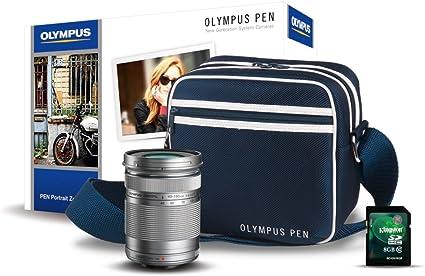 Olympus 40 150 Mm F 4 0 5 6 M Zuiko Digital Ed 40 Kamera