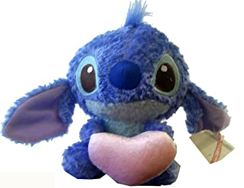e6fbb71147d Image Unavailable. Image not available for. Colour  Disney Lilo Stitch - Stitch  Plush Doll w  Window Suction Cup ...