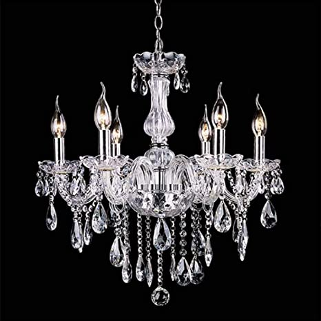 Homdox european classic vintage crystal candle chandeliers lighting homdox european classic vintage crystal candle chandeliers lighting 6 lights pendant ceiling fixture lamp for elegant aloadofball Image collections