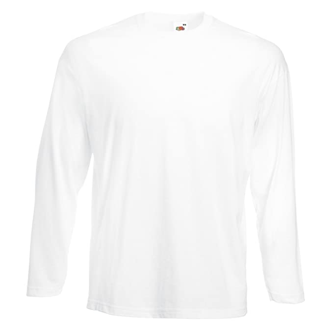 Fruit of the Loom Langarm T-Shirt 61–038–0 Gr. S