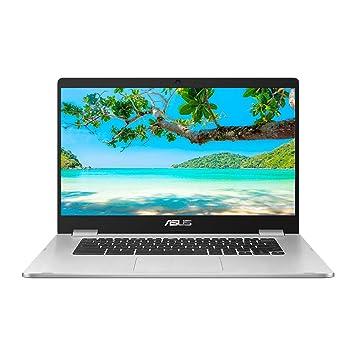 ASUS Chromebook C523NA (Grey) (Intel Celeron N3350, 4 GB RAM, 64 GB eMMC,  15 6 Inch HD Screen, Chrome OS)