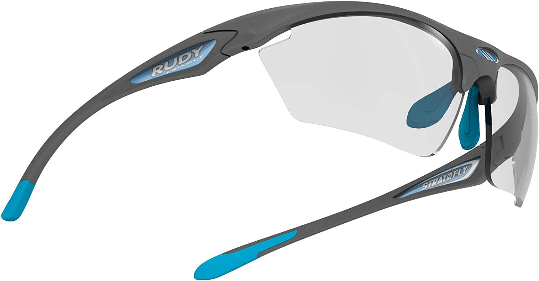 Rudy Project Stratofly 2 Black 2020 Color Negro Gafas de Sol para Bicicleta